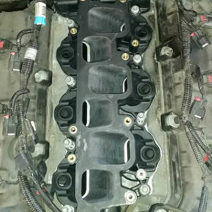 3 7 Mustang Ported Intake Manifold - The Benefit of Porting